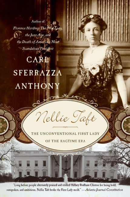 Nellie Taft Book Cover