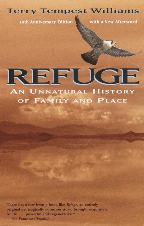 book cover refuge