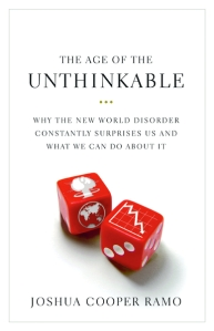 Book Cover Age of the Unthinkable