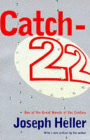 Book Cover Catch 22
