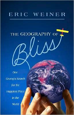 Book Cover Geography of Bliss