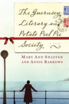 Book Cover Guernsey Literary and Potato Peel Pie Society