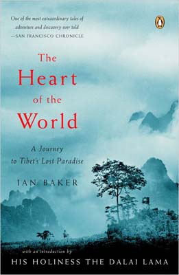 Book Cover Heart of the World