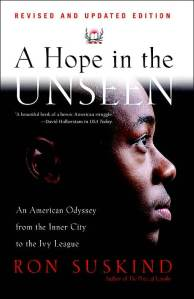 Book Cover Hope in the Unseen