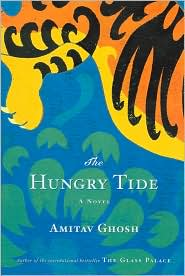 Book Cover Hungry Tide