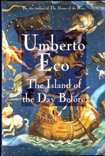 Book Cover Island of the Day Before