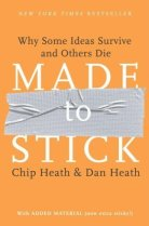 Book Cover Made to Stick