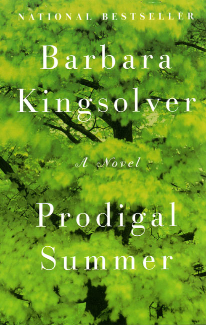 Book Cover Prodigal Summer